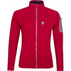 High Point Skywool 5.0 Lady Sweater tibetan red dámský vlněný sportovní svetr Tecnowool