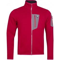 High Point Skywool 5.0 Sweater tibetan red pánský vlněný sportovní svetr Tecnowool