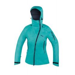 Direct Alpine Guide Lady 2.0 menthol/indigo dámská nepromokavá bunda