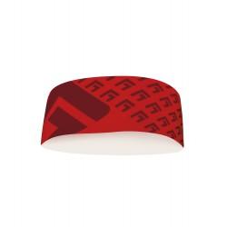 Direct Alpine Stripe brick/palisander unisex funkční sportovní čelenka