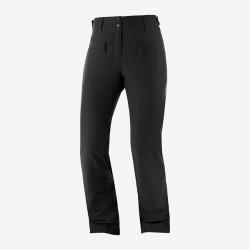 Salomon Edge Pant W black C13871 dámské nepromokavé zimní lyžařské kalhoty