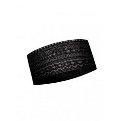 Matt Thermo Headband Ribbon Grey 5897-823 široká zimní čelenka Coolmax all season