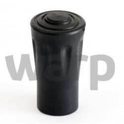 Warp Gumový ochranný kryt 11 mm/3,7 cm - trekové hole