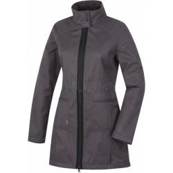 Husky Sivien L černý DOPRODEJ dámský softshellový kabát Extend Therm Softshell 10 000