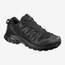 Salomon XA Pro 3D v8 Wide black 409881 pánské prodyšné běžecké boty rozšířené