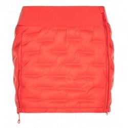 Kilpi Tany-W korálová dámská zateplená zimní sportovní sukně