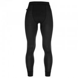Kilpi Mavora Bottom-M černá pánské spodky dlouhá nohavice 100% Merino vlna