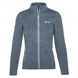 Kilpi Regin-W modrý dámská sportovní funkční teplá mikina/svetr fleece