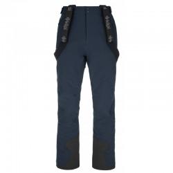 Kilpi Reddy-M tmavě modrá pánské nepromokavé zimní lyžařské kalhoty 20000