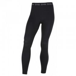 Kilpi Knob-M černá pánské funkční termo spodky dlouhá nohavice Opti-Dry