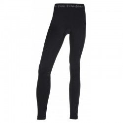 Kilpi Knob-W černá dámské funkční termo spodky dlouhá nohavice Opti-Dry