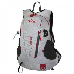 Doldy Alper Light 20l turistický batoh světle šedá
