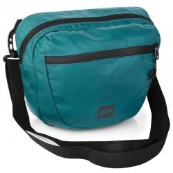 Spokey Croco 4l taška přes rameno / toaletní taška modrá