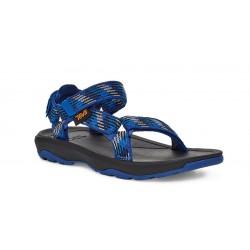Teva Hurricane XLT2 K 1019390C BSDB Belay Solidate Blue dětské sandály i do vody
