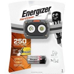 Energizer Hard Case Magnet Headlamp 250 lm magnetická odolná pracovní čelovka na baterie