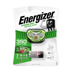 Energizer Vision HD+  Headlamp 350 lm čelovka na baterie, funkce stmívání