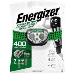 Energizer Vision Ultra Rechargeable Headlamp 400 lm dobíjecí čelovka USB, funkce stmívání1
