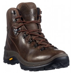 Kayland Cumbria GTX brown pánské nepromokavé kožené trekové boty