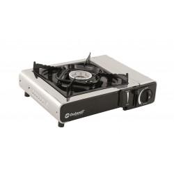 Outwell Appetizer Solo jednoplotýnkový přenosný plynový vařič v kufříku s piezem 1