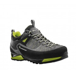 _Garsport Mountain Tech Low WP man antracite/lime pánské nízké kožené boty změřeno