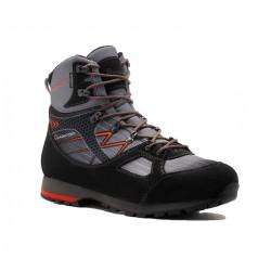 Garsport Zillertal WP man antracite/rosso pánské vysoké trekové nepromokavé boty