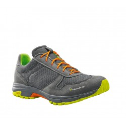 Garsport Free Running antracite pánské nízké prodyšné běžecké a turistické boty