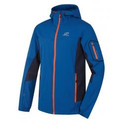_Hannah Ramsey mykonos blue/midnight navy pánská prodyšná lehká softshellová bunda změřeno