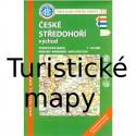 Turistické mapy ČR