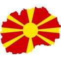 Makedonie - mapy