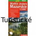 Turistické mapy Polsko