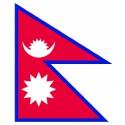 Nepál - mapy